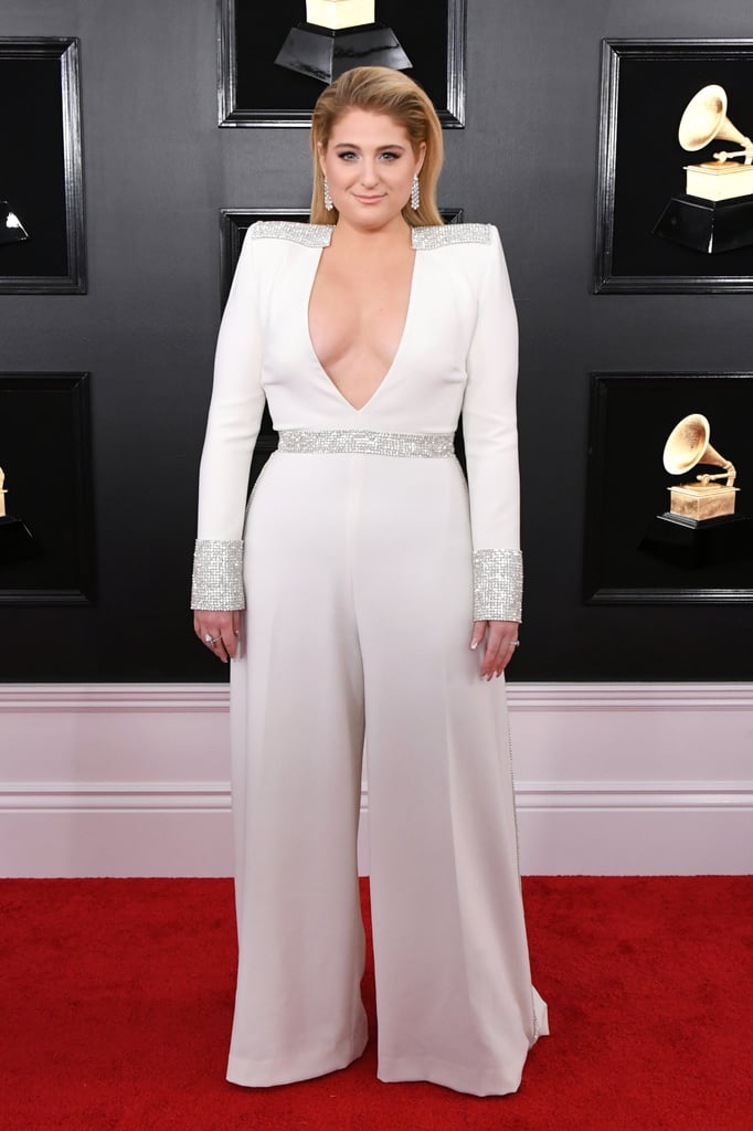 Meghan Trainor at the 2019 Grammy Awards