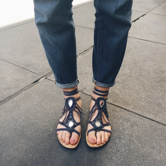 The Best Embellished Sandals For Spring
