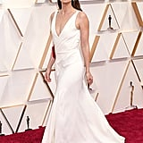 Lily Aldridge at the Oscars 2020