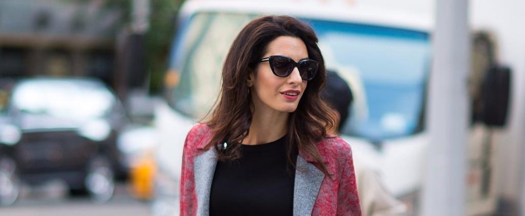 Amal Clooney's Handbag Collection Is Just as Impressive as Her Résumé