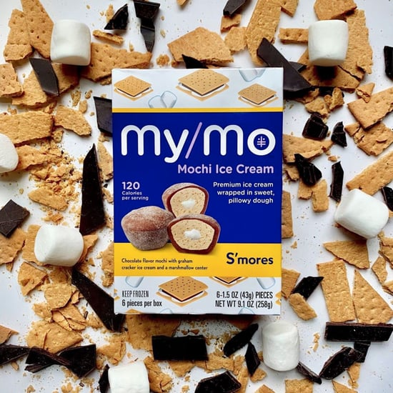 My/Mo S'Mores Mochi Ice Cream