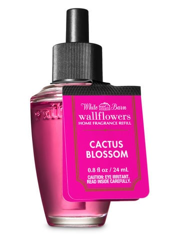 Bath & Body Works Cactus Blossom Wallflowers Fragrance Refill