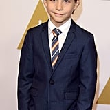 Jacob Tremblay as Charles Wallace Murry