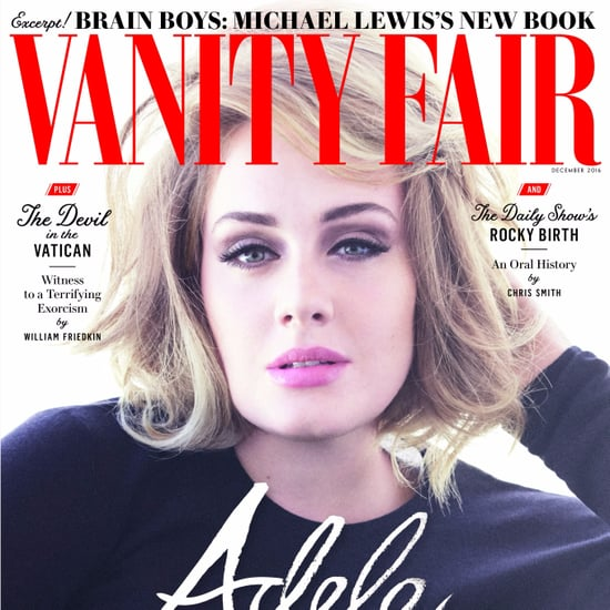 Adele's Interview in Vanity Fair November Issue