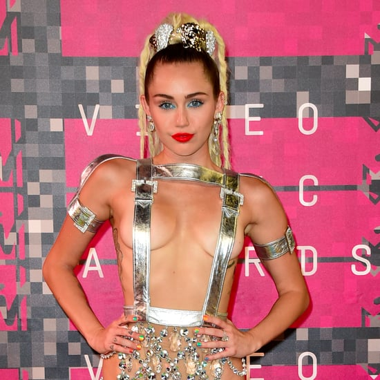 Miley Cyrus Hair MTV VMAs 2015