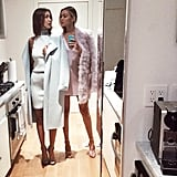 When They Snapped an Inevitable Preparty Kitchen Pic