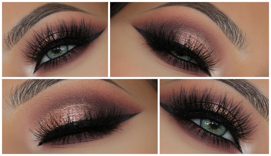 Rose Gold Makeup Looks and YouTube Tutorials | POPSUGAR Beauty UK