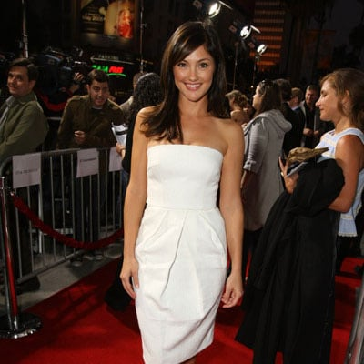 Minka Kelly at the Premiere of Prom Night