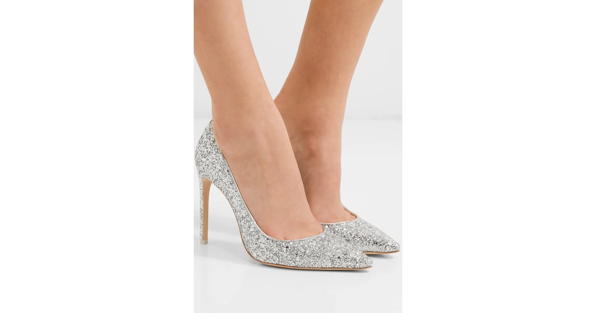 23570c2a739 Sophia Webster Rio Glittered Leather Pumps