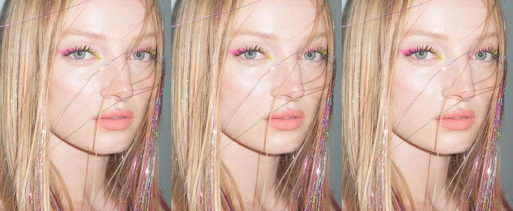 Tinsel Hair Trend