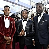 Pictured: Stephan James, Shameik Moore, and Shamier Anderson