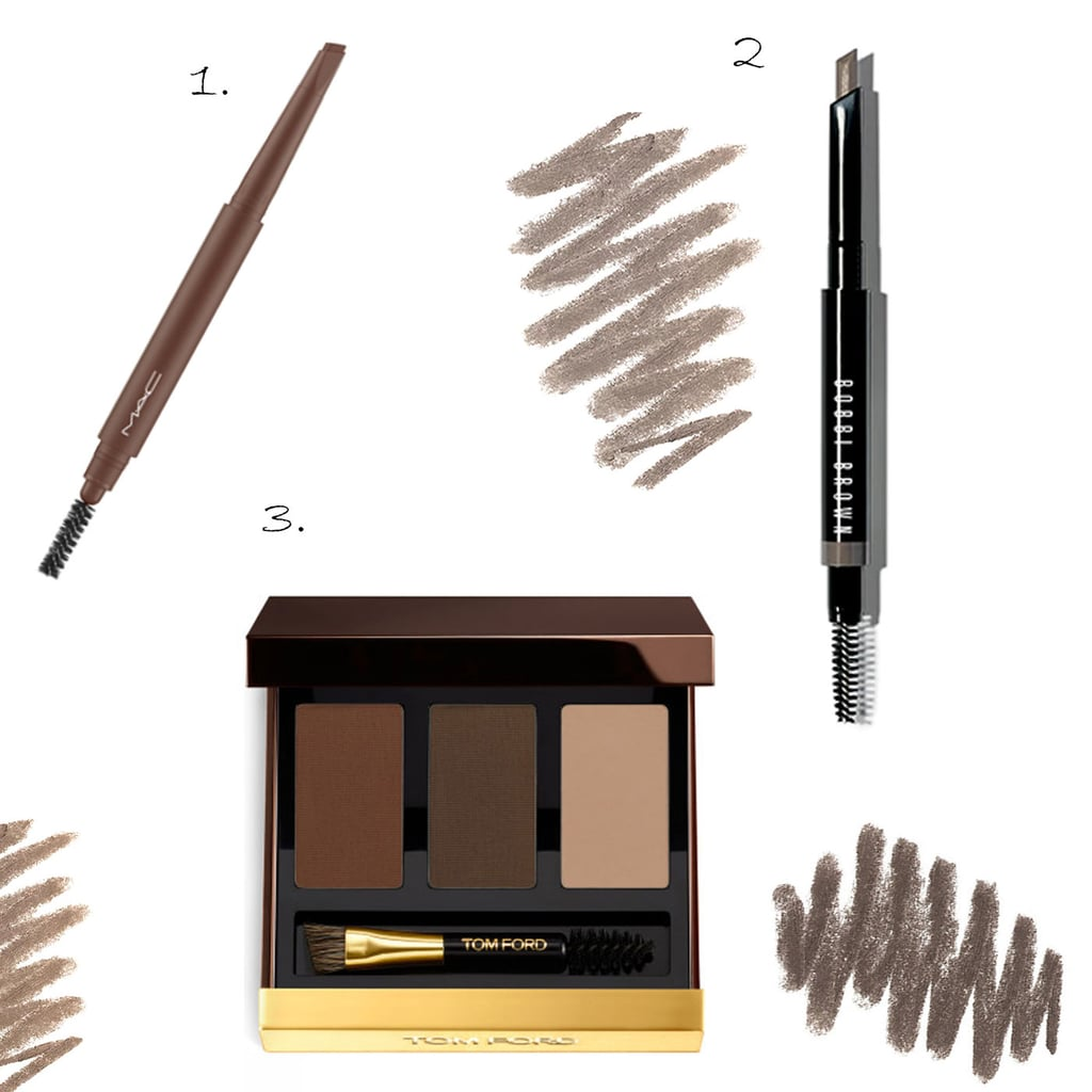 For Sculpting Brows Perfectly: