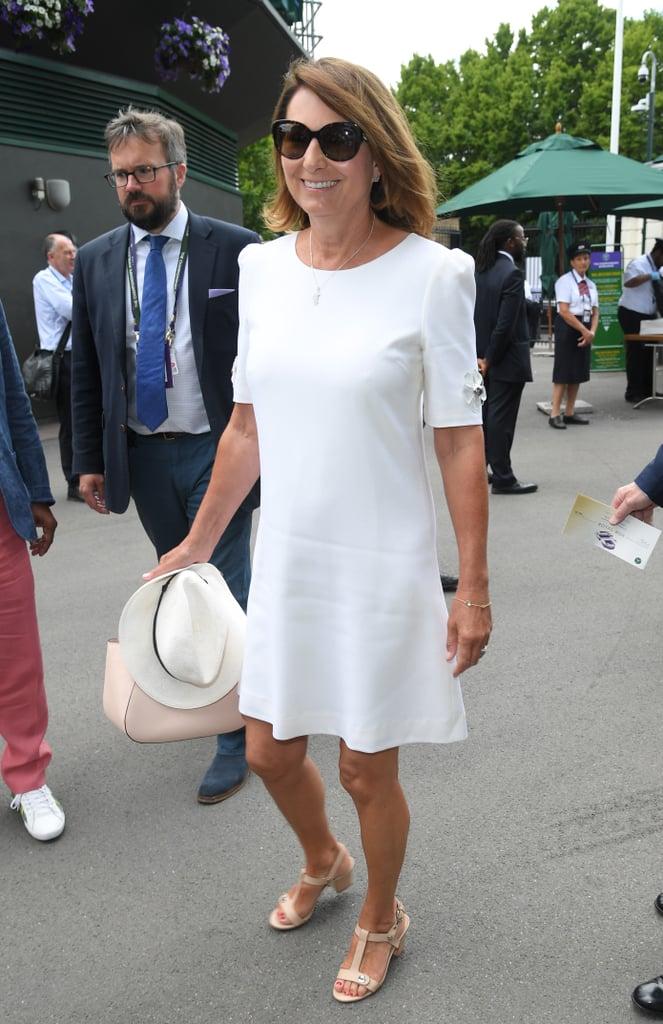 Carole Middleton in July 2019
