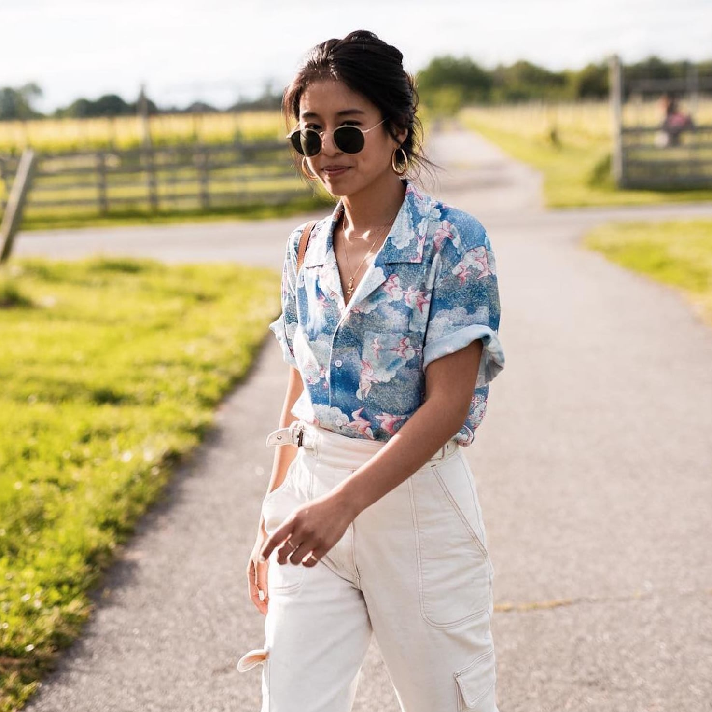 Hawaiian Shirt Outfit Ideas For Women | POPSUGAR Fashion