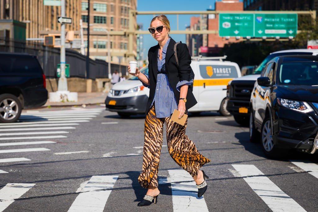 Street Style New York Fashion Week Spring 2018