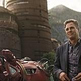 Hulk, aka Bruce Banner