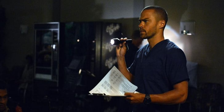 'Grey's Anatomy' Finale: Jo & Husband Paul Come Face To ...
