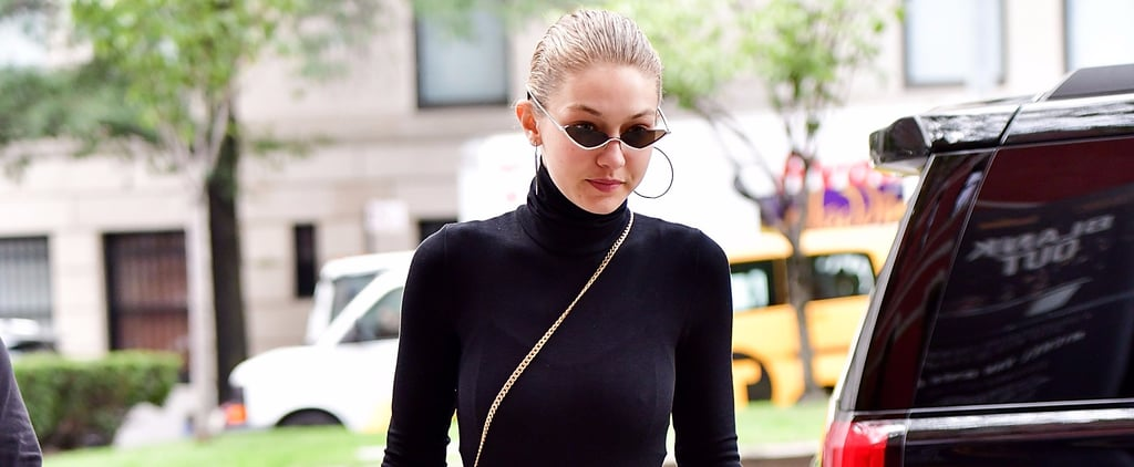 Gigi Hadid's Trousers Are of the Moment, but Her Shoes Will Always Be a Classic