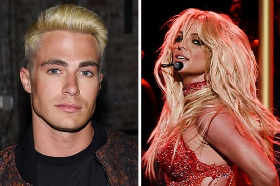 Britney Spears Has No Idea Who Colton Haynes Is But Loves His Ass