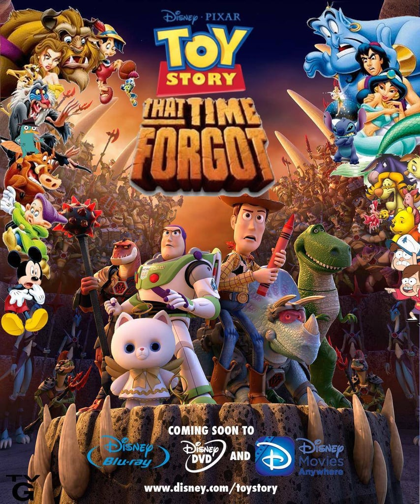 toy story that time forgot age 4 dec 15 8 pm - Toy Story Christmas Movie