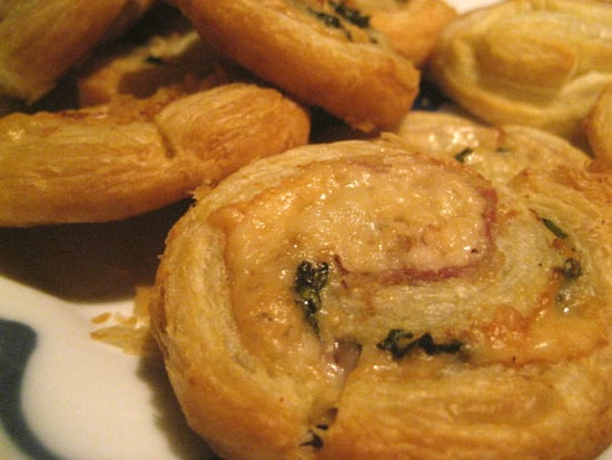 Easy Elegant Appetizer: Prosciutto Pinwheels