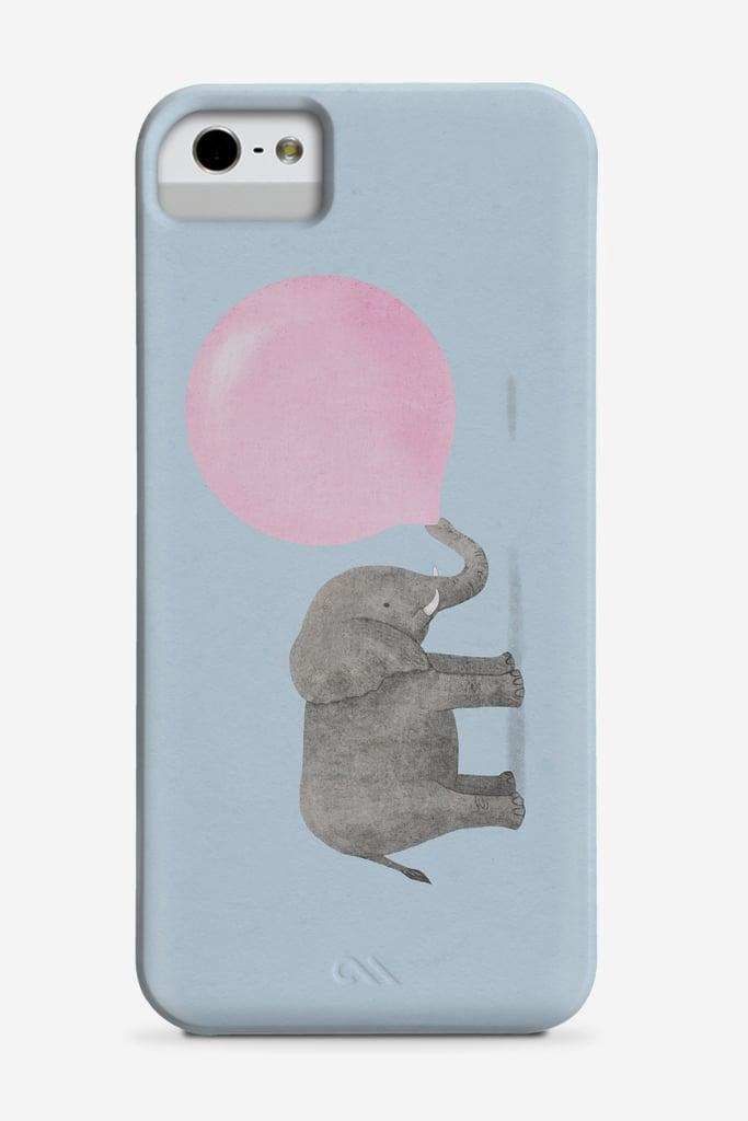 Rad Jumbo Bubble Elephant Phone Case ($20)