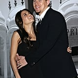 Jenna Dewan couldn't take her eyes off of Channing Tatum at a February 2007 event in LA.