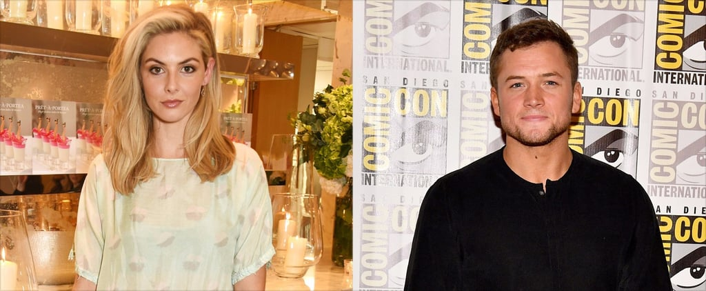 Are Tamsin Egerton and Taron Egerton Related?