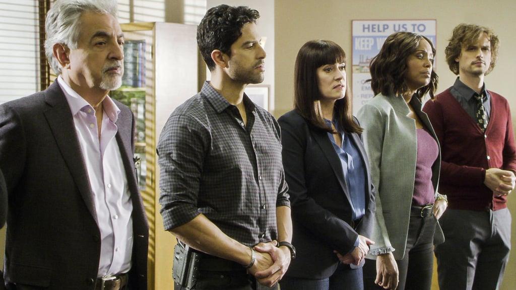 Criminal Minds Season 15 Cast