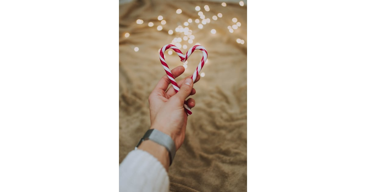 Candy Cane iPhone Wallpaper | Best Christmas Wallpaper For ...