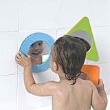 Edushape 3-Piece Magic Mirror Shapes Water Play Set