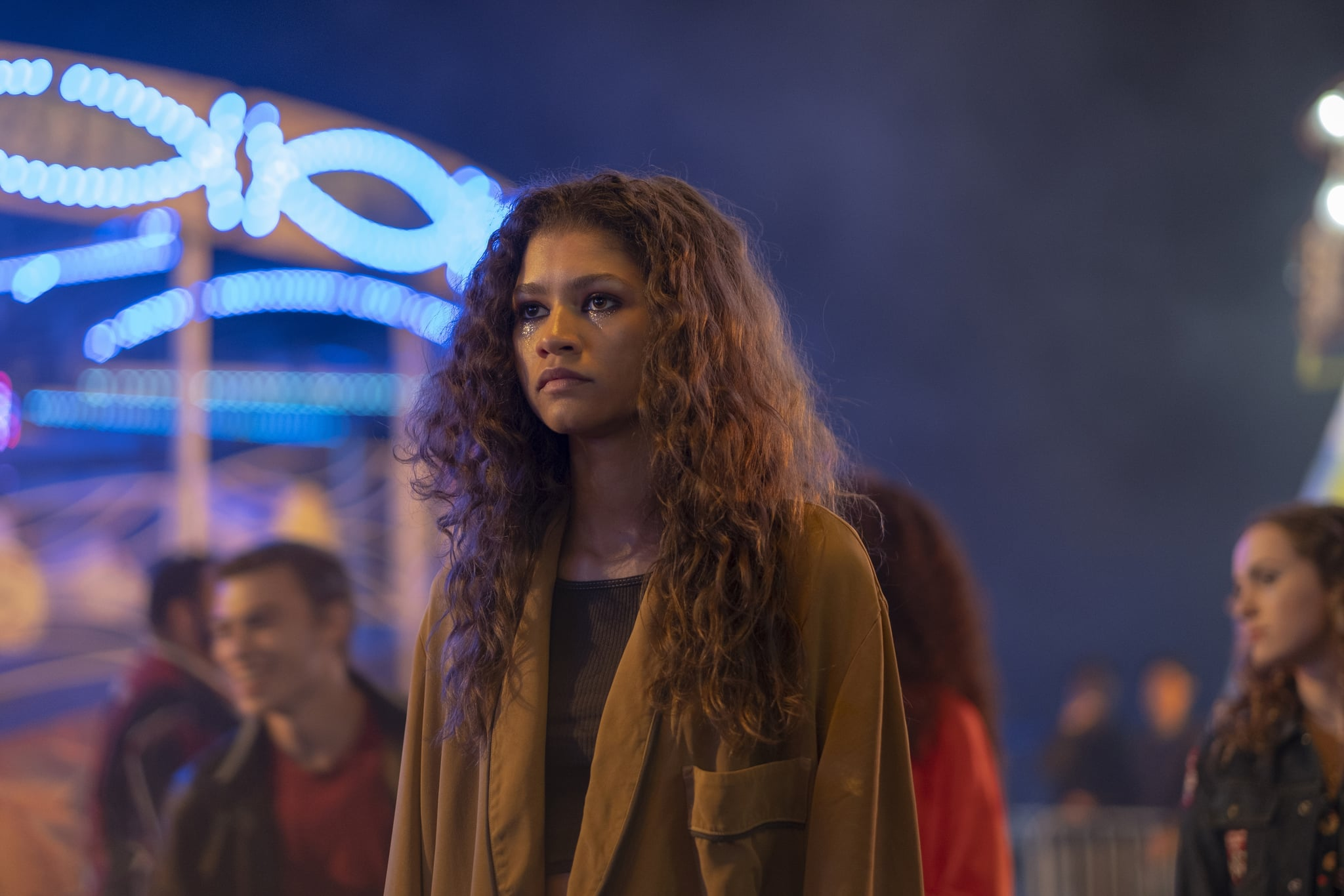 Rue Just Revealed Another Part of Her Mental Health Struggle on Euphoria