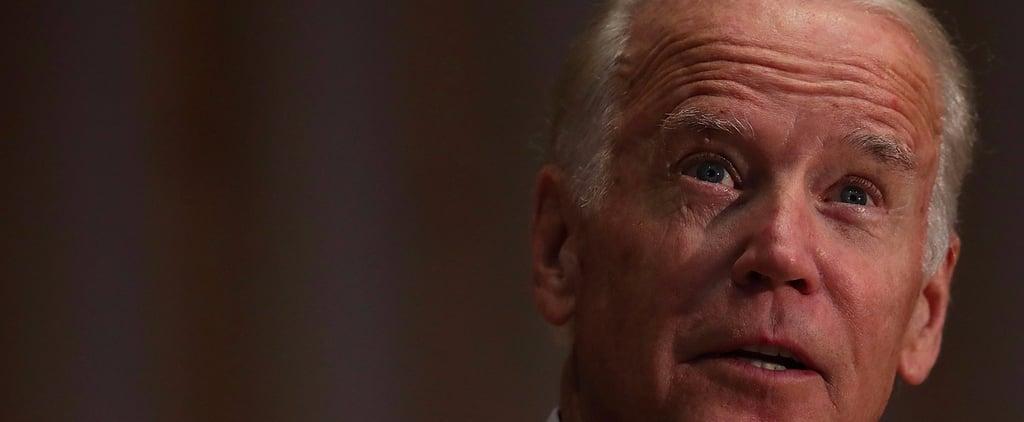 Dear Joe Biden: Your Work to End Sexual Assault Changed My Life