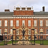 "Much like Buckingham, the 17th-century Kensington Palace is also steeped in history. The queen's grandmother, Queen Mary, was born there in 1867, and it's where Prince Philip stayed in 1947 before marrying Elizabeth. Princess Margaret and Anthony Armstrong-Jones moved into Apartment 10 after their wedding in 1960, and Princess Diana moved into the combined Apartments 8 and 9 at Kensington after marrying Prince Charles in 1981.  Diana was only 20 years old at the time, and was given the fun task of redecorating three floors of rooms with the help of an interior designer. It was where she and Charles brought both of their sons home from the hospital, and even after their messy divorce, Diana was allowed to keep her apartment at Kensington as ""a central and secure home"" for her and her boys. Upon Diana's death in August 1997, mourners from around the world placed flowers and notes outside the palace that eventually stretched five feet deep. Her funeral was held a week later, and the procession began outside of Kensington Palace, leading through the streets of London and ending at Althorp, where she was laid to rest."