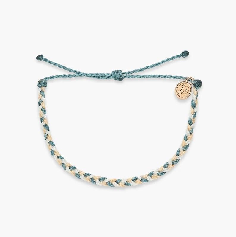 Madison Bailey x Pura Vida Outerbanks Mini Braided Bracelet