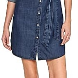 Gap Factory Denim Shirt Dress