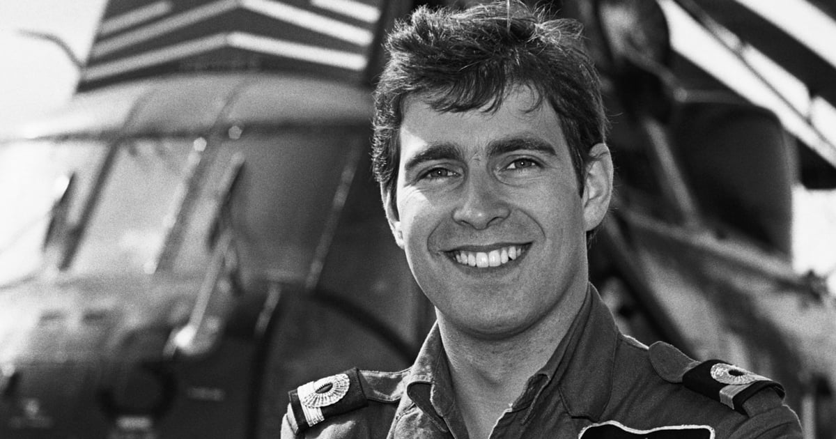 young prince andrew pictures popsugar celebrity