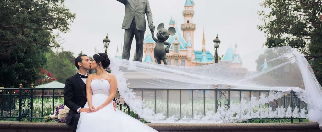 Guests of This Disneyland Wedding Were Assigned Park Rides Instead of Table Numbers!