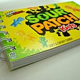 Sour Patch Kids Notebook