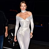Gigi Hadid Jumpsuit Victoria's Secret Show Afterparty 2018