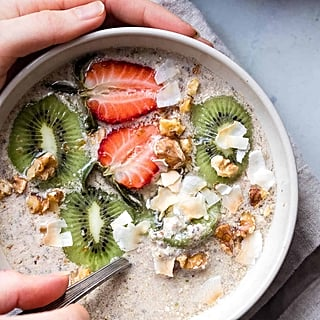 Quick Healthy Oatmeal Recipes
