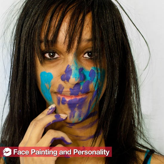 Face Painting Reveals Personalities