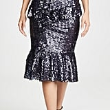 Needle & Thread Scarlett Sequin Midi Skirt