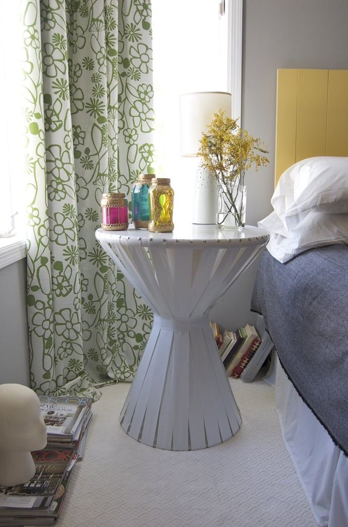 A One-of-a-Kind Side Table