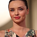 Miranda Kerr Happily Hits the Runway Down Under With No Bikinis