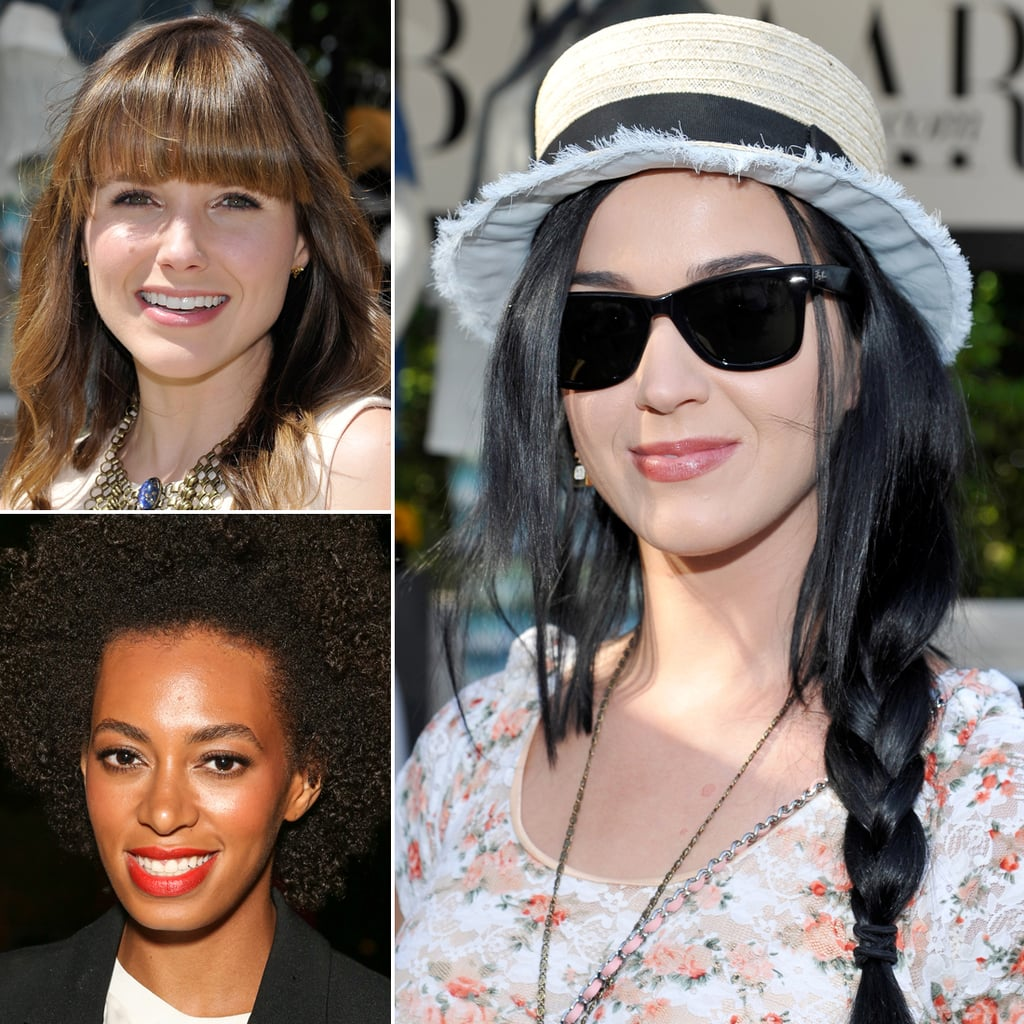 2013 Coachella: Celebrity Hair & Beauty Looks, Katy Perry