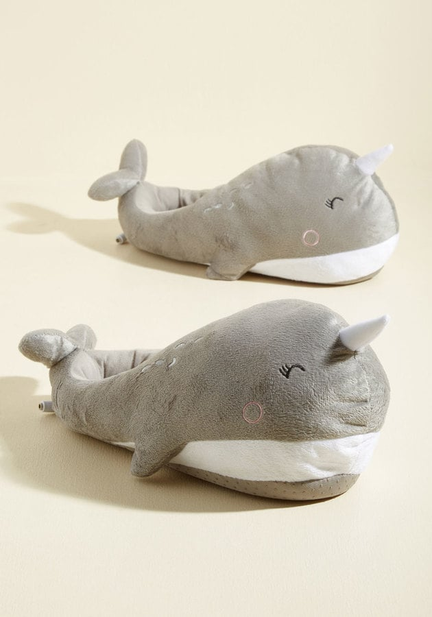 Sea-son to Snuggle USB Foot Warmers ($40)
