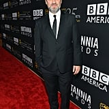 Sam Mendes hit the red carpet.