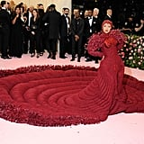 Cardi B at the Met Gala in May
