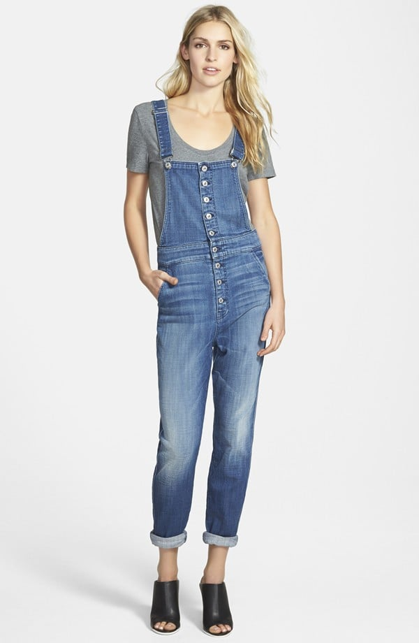 7 For All Mankind Button Front Overalls ($279)